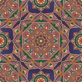 Purple oriental ornament. Stock Images