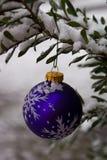 Purple Ornament Stock Photos