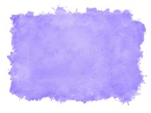 Purple paint background. Background with a soft purple paint effect Stock Image