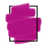 Purple painted background with black frame Stock Photo