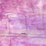 Purple painted texture Royalty Free Stock Photography