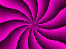 Purple Palette Swirl Background Stock Photography