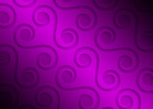 Purple paper geometric pattern, abstract background template for website, banner, business card, invitation, postcard Royalty Free Stock Photos