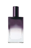 Purple Parfume bottle Stock Photos