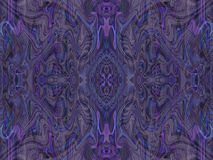 Purple Pattern Royalty Free Stock Photo