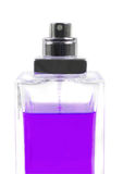 Purple perfume Royalty Free Stock Images