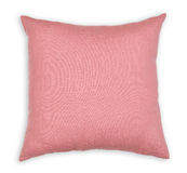 Purple pillow Stock Image