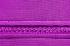 Purple, pink fabric texture background Royalty Free Stock Photos