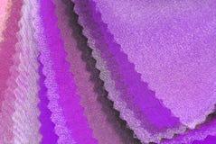Purple pink organza Stock Photo