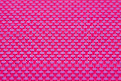 Purple And Pink Raffia Texture Pattern Stock Photography