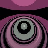 Purple, Pink, Violet, Circle royalty free stock photography