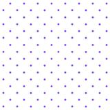 Purple Polkadots with White Repeat Pattern Background vector illustration
