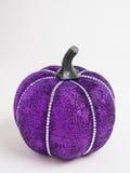 Purple Pumpkin 3 royalty free stock photo