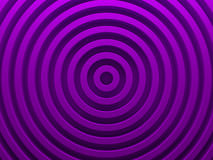 Purple radial texture. High resolution. Geometric background for material modern design. 3D illustration Stock Photos