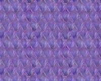 Purple Repeating Mermaid Fish Scale Pattern