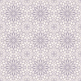 Purple retro pattern Royalty Free Stock Images