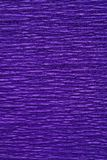 Purple ribbled surface Stock Image