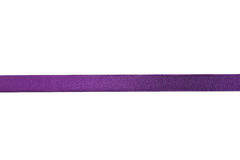 Purple ribbon on white background. Stock Photography