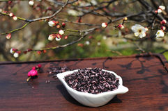 Purple rice Stock Photography