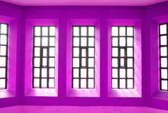 Purple room Royalty Free Stock Images