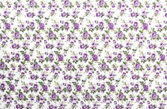 Purple Rose Fabric background, Fragment of colorfu Stock Image