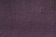 Purple rugged cloth Stock Photo