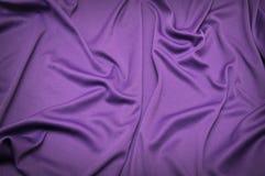 Purple sati texture Royalty Free Stock Images