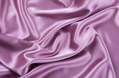Purple satin or silk background Royalty Free Stock Image