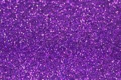 Purple schittert Achtergrondtextuur royalty-vrije stock foto