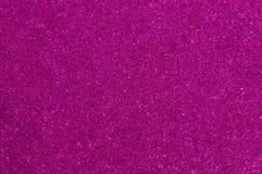 Purple schittert textuurachtergrond Stock Afbeelding