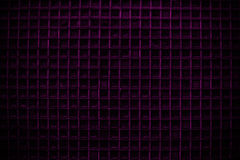 Purple Screen door detail pattern background Royalty Free Stock Photography