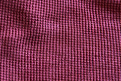 Purple Shirt Texture Stock Image