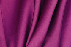 Purple silk texture Stock Photo