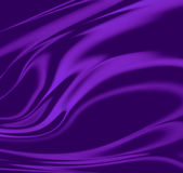 Purple silk Royalty Free Stock Images