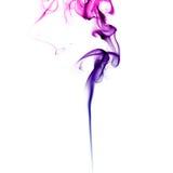 Purple smoke Royalty Free Stock Photo