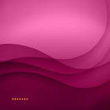 Purple smooth lines  background. Stock Photos