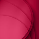 Purple smooth twist lines vector background. Royalty Free Stock Photo