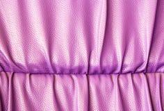 Purple sofa furniture Royalty Free Stock Image