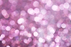 Purple soft lights abstract background Royalty Free Stock Photos