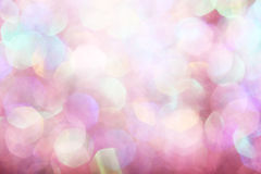 Purple soft lights abstract background Stock Photography