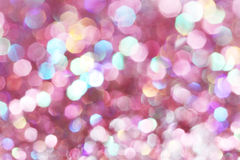 Purple soft lights abstract background Stock Images
