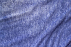 Purple spandex fabric Stock Image