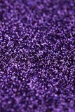 Purple Sparkle Glitter background. Holiday, Christmas, Valentines, Beauty and Nails abstract texture Royalty Free Stock Photo