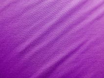Sports clothing fabric jersey texture. Purple sports clothing fabric jersey texture Royalty Free Stock Photos