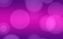 Purple spotlights. A nice set of purple lights Royalty Free Stock Images
