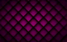 Purple square  background box overlap layer angle. With space shadow for text and message modern artwork design Royalty Free Stock Images