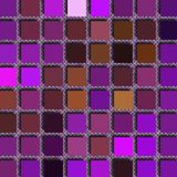 Purple squared background Royalty Free Stock Photos