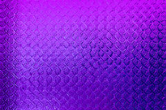 Purple of Stained glass. Royalty Free Stock Images