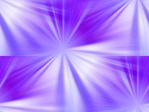 Purple stars Stock Images