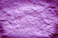 Purple stonewall Royalty Free Stock Photography